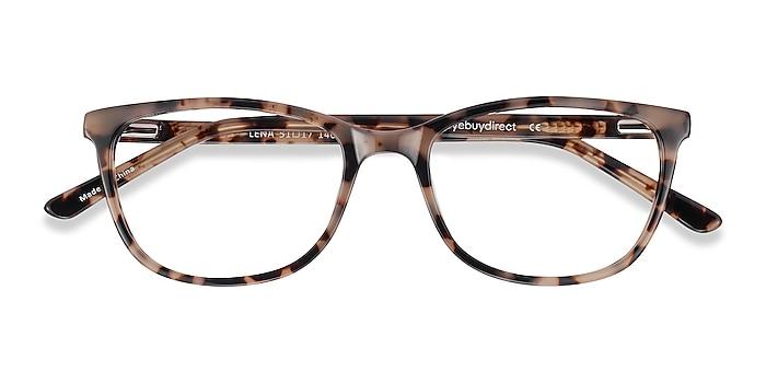 Ivory Tortoise Lena -  Acetate Eyeglasses