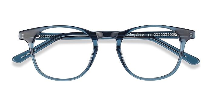 Blue Alastor -  Geek Acetate Eyeglasses