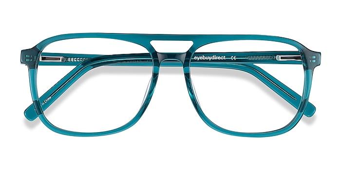 Teal Russell -  Vintage Acetate Eyeglasses