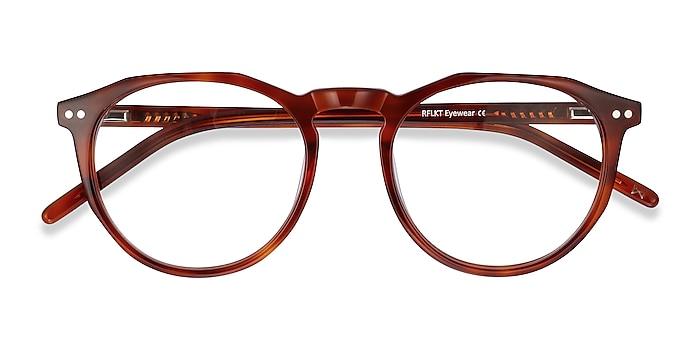 Tortoise Planete -  Classic Acetate Eyeglasses
