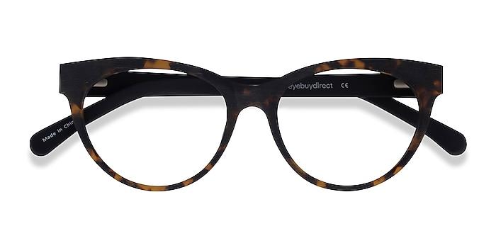 Tortoise Paula -  Vintage Acetate Eyeglasses