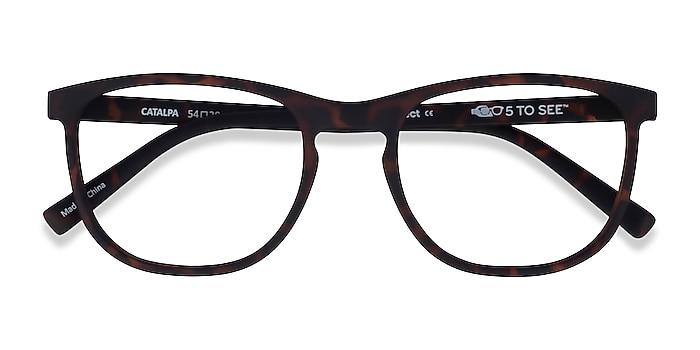 Light Tortoise Catalpa -  Plastic Eyeglasses