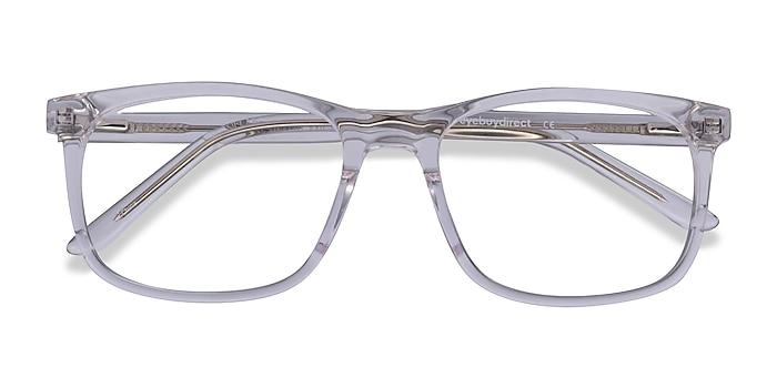 Clear Ballast -  Geek Acetate Eyeglasses