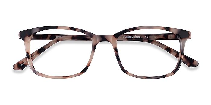 Ivory Tortoise Botanist -  Acetate Eyeglasses