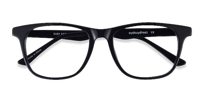 Noir Easy -  Acétate Lunettes de vue