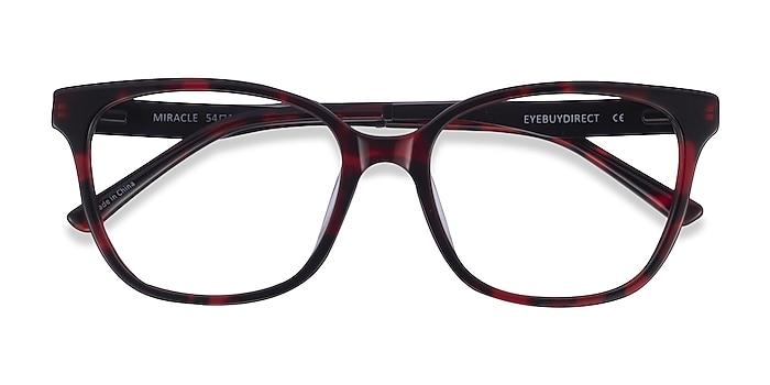 Red Tortoise  Black Miracle -  Acetate Eyeglasses
