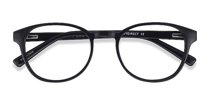 Black Cool -  Plastic Eyeglasses