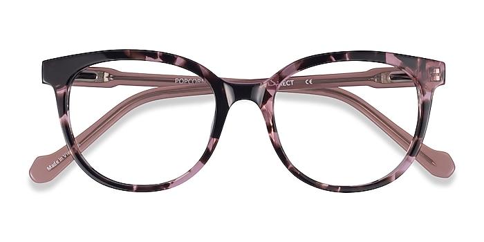 Floral Pink Popcorn -  Acetate Eyeglasses