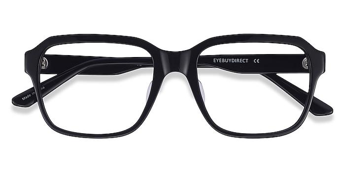 Black Neat -  Acetate Eyeglasses