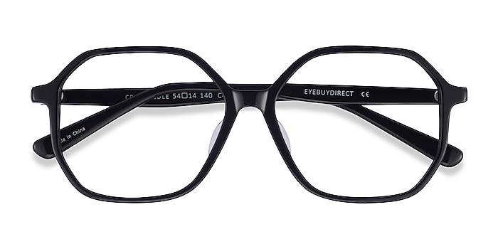 Black Crepuscule -  Acetate Eyeglasses