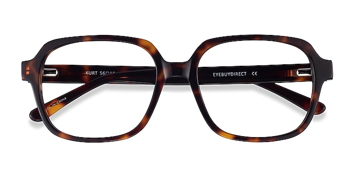 Tortoise Kurt -  Acetate Eyeglasses