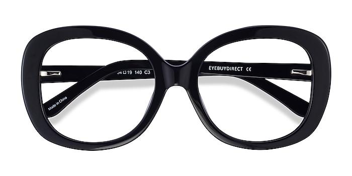 Black Tess -  Acetate Eyeglasses