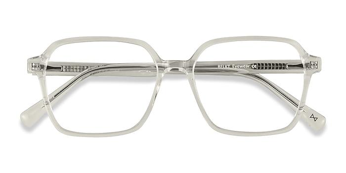 Clear Yellow Bucolic -  Fashion Acetate Eyeglasses