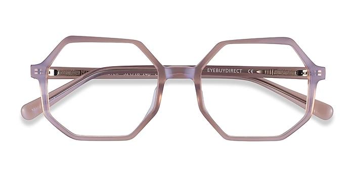 Iridescent Purple Glister -  Acétate Lunettes de vue