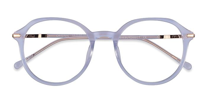 Iridescent Clear Original -  Acetate Eyeglasses