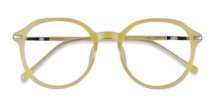 Iridescent Yellow Original -  Acetate Eyeglasses