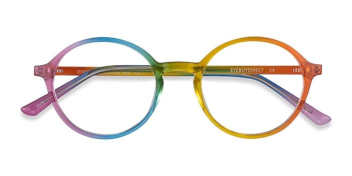 Rainbow Diversity -  Plastic Eyeglasses