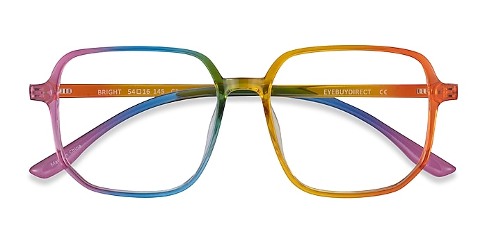 Rainbow Bright -  Plastic Eyeglasses