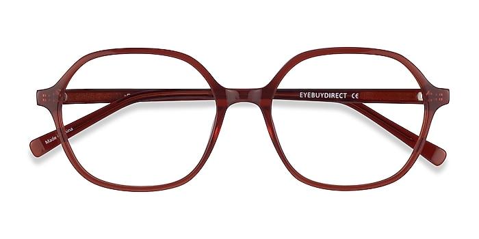 Terracotta Red Pigment -  Acétate Lunettes de vue