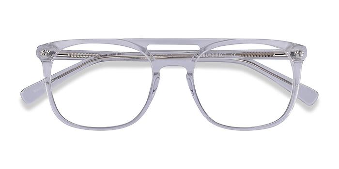 Clear Eclipse -  Acetate Eyeglasses