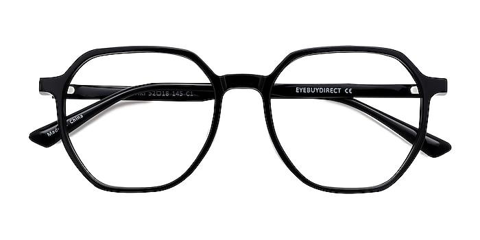 Black Tiki -  Geek Acetate Eyeglasses