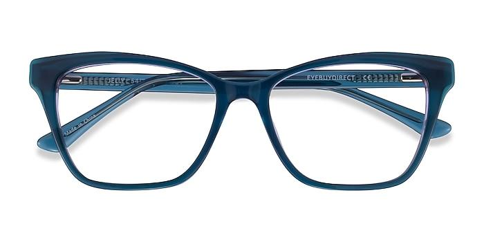 Teal Purple Jelly -  Acetate Eyeglasses
