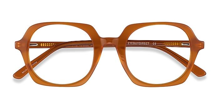 Orange Faubourg -  Acetate Eyeglasses