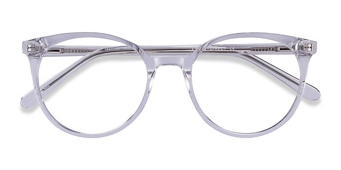 Clear Janice -  Acetate Eyeglasses