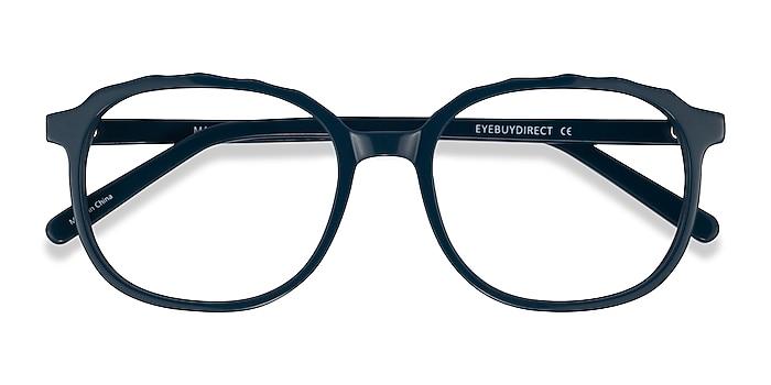 Teal Maria -  Acetate Eyeglasses