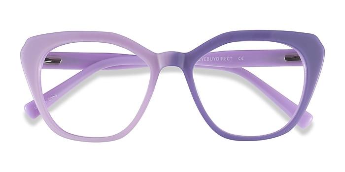 Purple Judy -  Acetate Eyeglasses