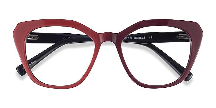 Red Judy -  Acetate Eyeglasses