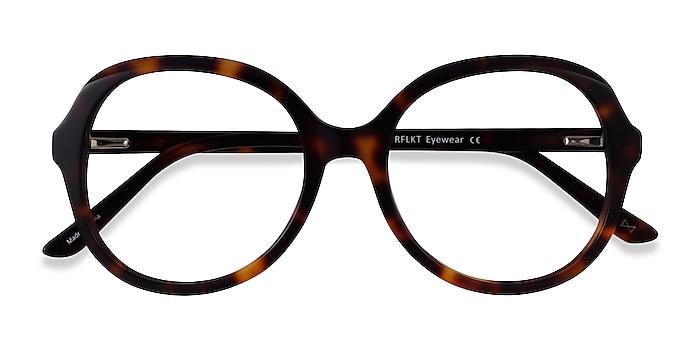 Tortoise Florescence -  Acetate Eyeglasses