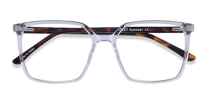 Clear Tortoise Ephemeral -  Acetate Eyeglasses