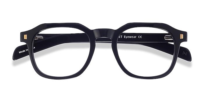 Black Apricus -  Acetate Eyeglasses