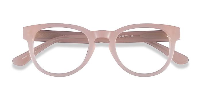 Clear Pink Cezanne -  Acetate Eyeglasses