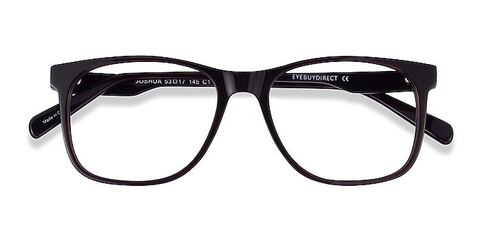 Dark Brown Joshua -  Acetate Eyeglasses