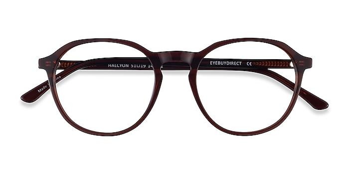Dark Brown Halcyon -  Acetate Eyeglasses