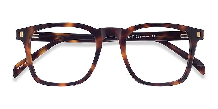 Tortoise Murmur -  Acetate Eyeglasses