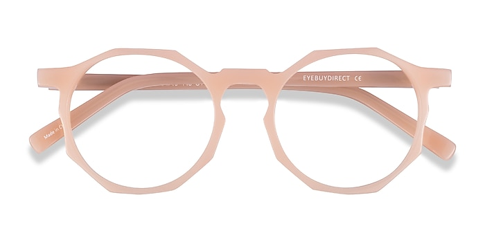 Nude Primula -  Acetate Eyeglasses