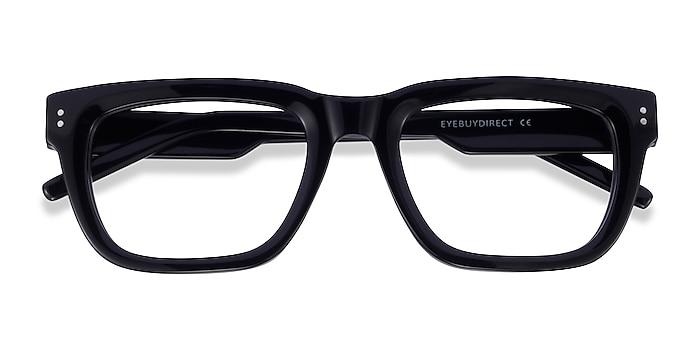 Black Kensington -  Acetate Eyeglasses