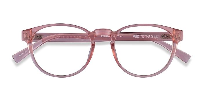 Clear Nude Hawthorne -  Plastic Eyeglasses