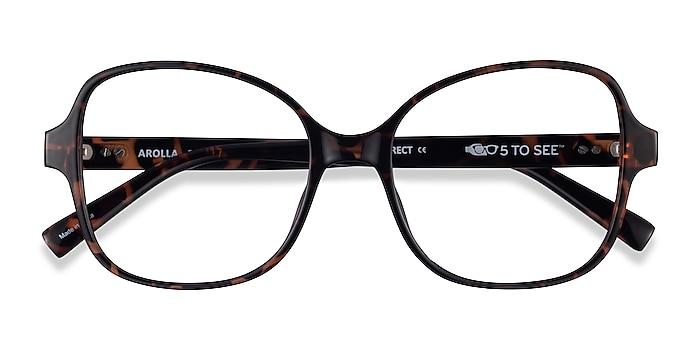 Tortoise Arolla -  Plastic Eyeglasses