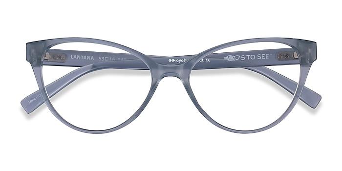 Clear Lantana -  Plastic Eyeglasses