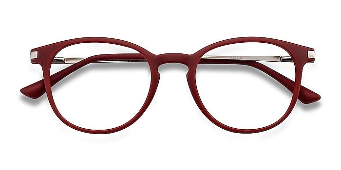 Raspberry Mirando -  Plastic, Metal Eyeglasses