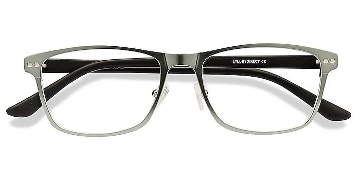 Light Green Comity -  Acetate, Metal Eyeglasses