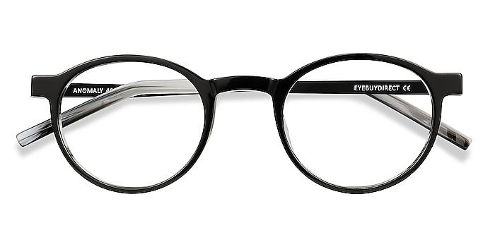 Black Anomaly -  Lightweight Acetate Eyeglasses
