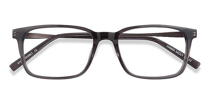 Gray Stanza -  Acetate, Metal Eyeglasses