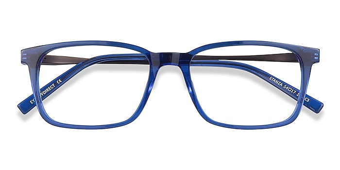 Blue Stanza -  Acetate, Metal Eyeglasses