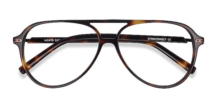 Warm Tortoise Viento -  Lightweight Acetate Eyeglasses