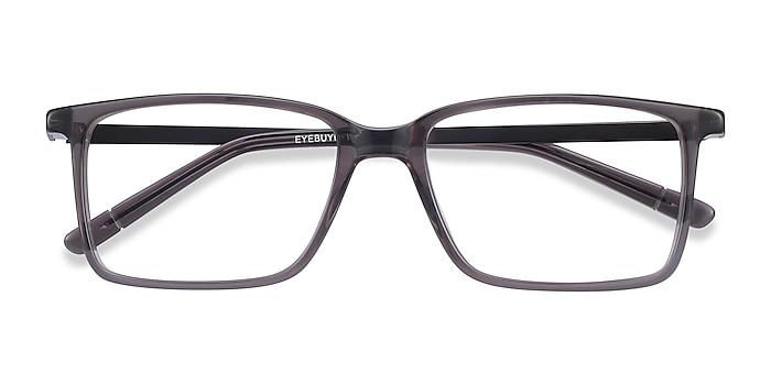 Gray Haptic -  Acetate, Metal Eyeglasses